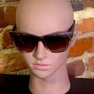 Guess Tortoise Shell Printed Sunglasses NWOT